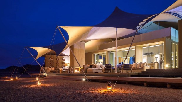 HOANIB SKELETON COAST LODGE, NAMIBIA