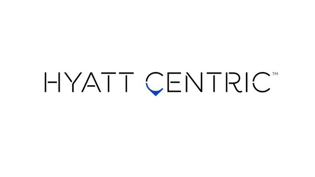 HYATT CENTRIC BRAND LOGO
