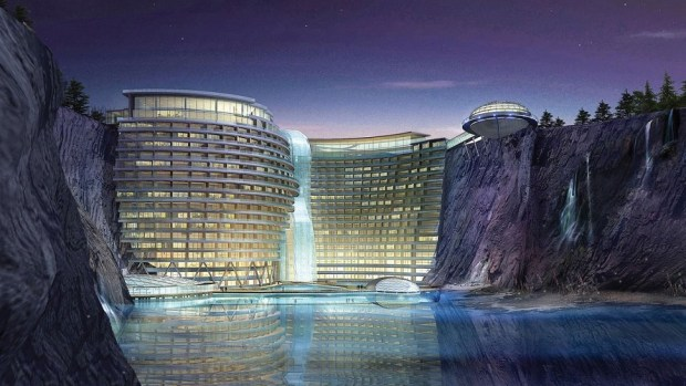 INTERCONTINENTAL SHIMAO, CHINA