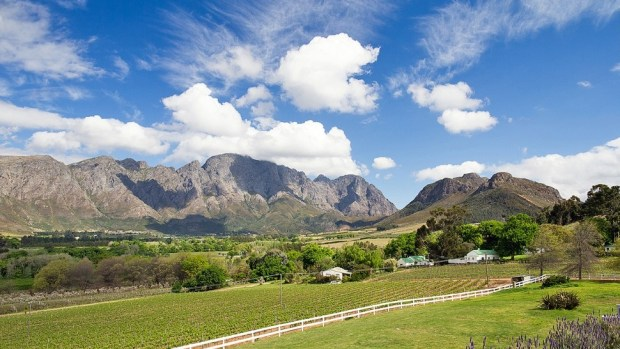 MONT ROCHELLE, SOUTH AFRICA