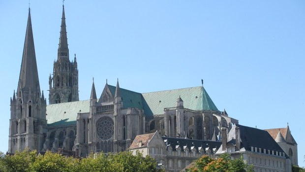 NOTRE DAME CATHEDRAL, CHARTRES