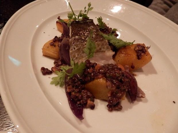 BLUESPOON RESTAURANT: DINNER