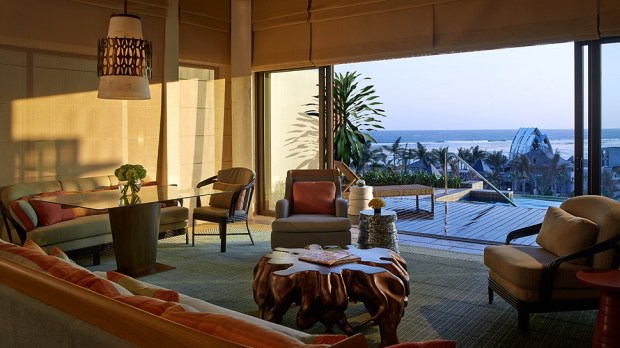 THE RITZ CARLTON BALI, INDONESIA