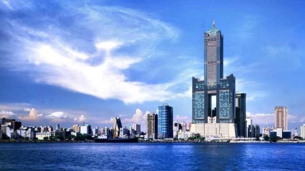 85SKY TOWER HOTEL, KAOHSIUNG, TAIWAN
