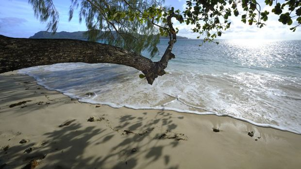 ANSE BOUDIN BEACH