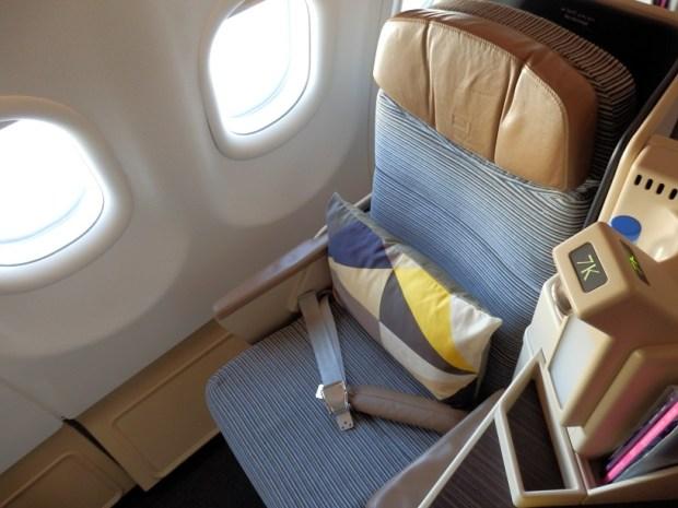 SEAT 7K