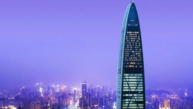 ST REGIS SHENZHEN, CHINA