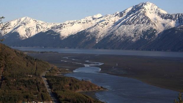 FEEL ALASKA'S VASTNESS BY DRIVING THE SEWARD HIGHWAY