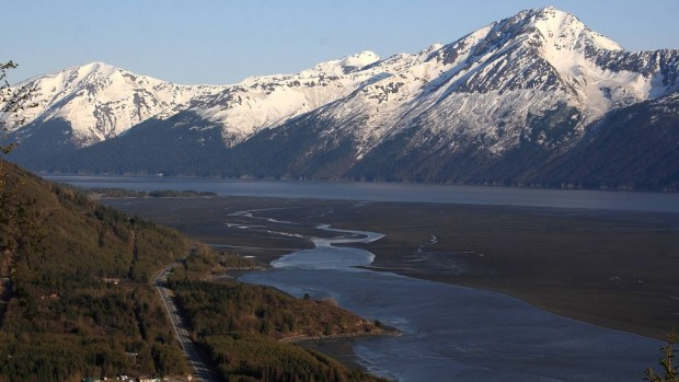 FEEL ALASKA'S VASTNESS BY DRIVING THE SEWARD HIGHWAY