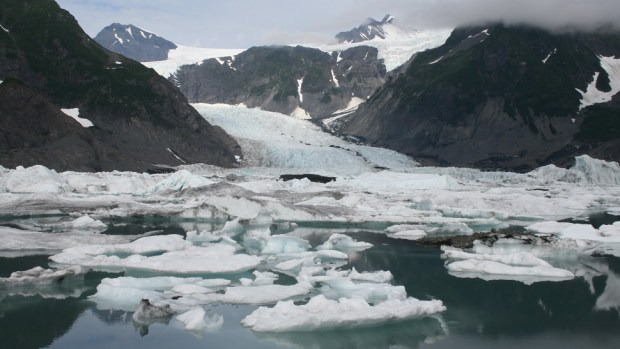 GET AWAY FROM IT ALL IN KENAI FJORDS NATIONAL PARK