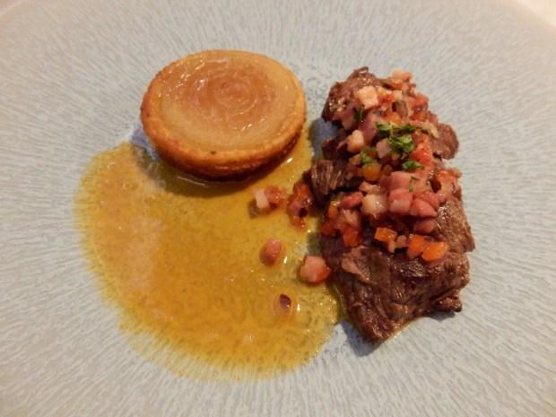 LE PETIT BISTRO: DINNER