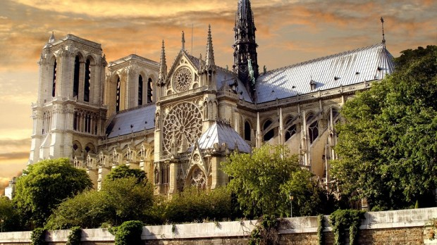 TOP 10 MOST BEAUTIFUL CATHEDRALS OF FRANCE