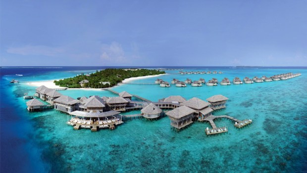 TOP 10 MOST LUXURIOUS RESORTS IN THE MALDIVES