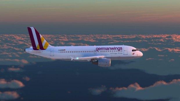 GERMANWINGS AIRBUS A319
