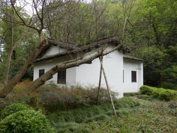 HOUSE ALONG FAYUN PATHWAY