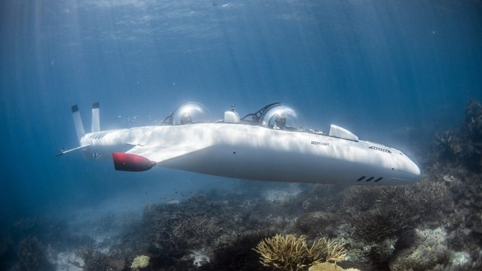 CRUISE IN YOUR OWN SUBMARINE AT LAUCALA ISLAND, FIJI