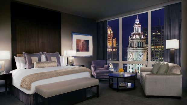 8. TRUMP HOTEL CHICAGO, USA,OWNED BY DONALD TRUMP