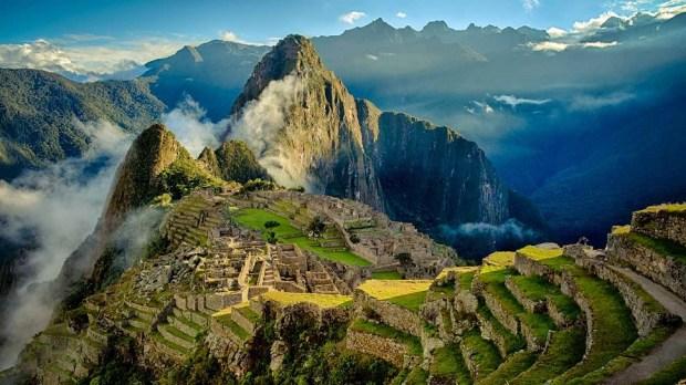 INCA TRAIL TO MACHU PICCHU, PERU