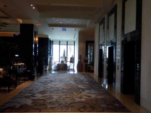 LOBBY ON 12TH FLOOR
