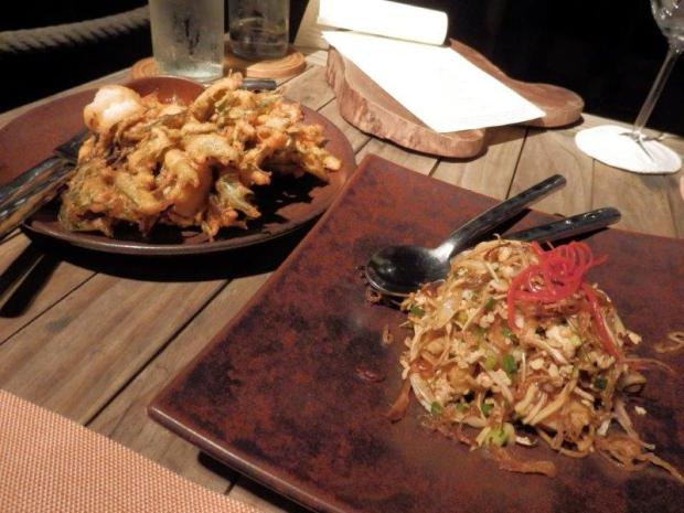 BENZ'S RESTAURANT: DINNER