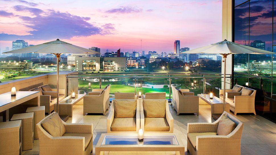 St Regis Bangkok Spa Review