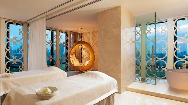 ST REGIS SPA ROOM