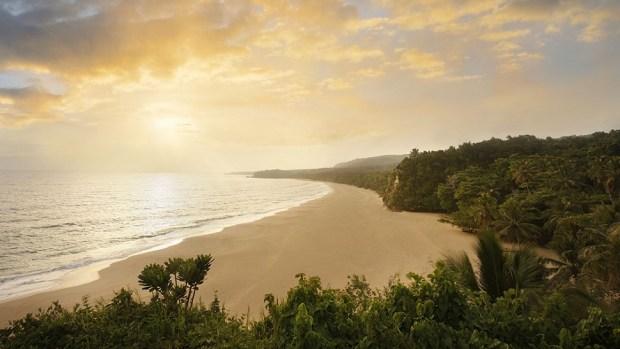 PLAYA GRANDE BEACH (LOCATION OF THE AMANERA RESORT)