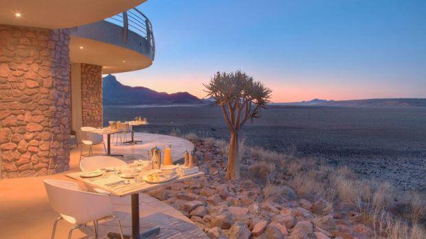 &BEYOND SOSSUSVLEI DESERT LODGE, NAMIBIA