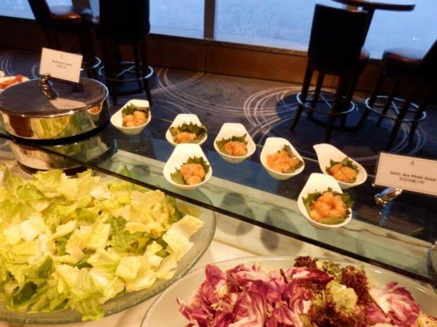 THE RITZ-CARLTON CLUB LOUNGE - EVENING HORS D'OEUVRES