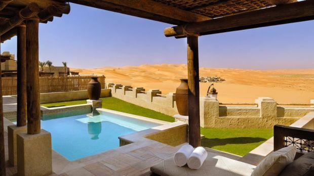 QASR AL SARAB BY ANANTARA, ABU DHABI, UAE