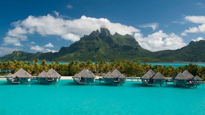 GET A FREE NIGHT AT THE ST REGIS BORA BORA WITH THE STARWOOD CREDIT CARD