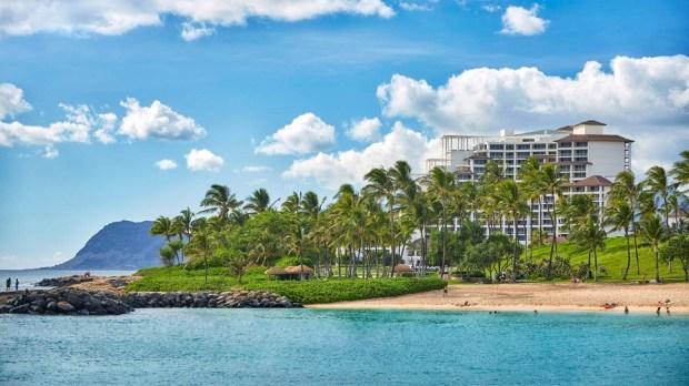 FOUR SEASONS O'AHU AT KO OLINA, HAWAII, USA