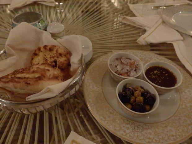 DINNER AT AL NAFOORAH RESTAURANT