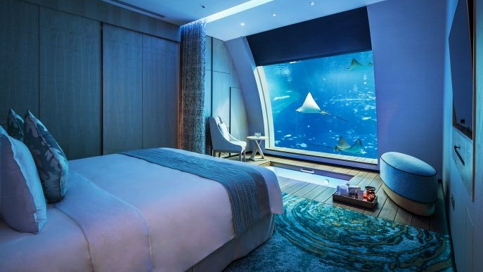Top10: best underwater hotels in the world - the Luxury
