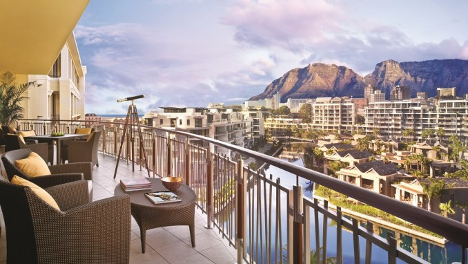 TABLE MOUNTAIN VIEW SUITE
