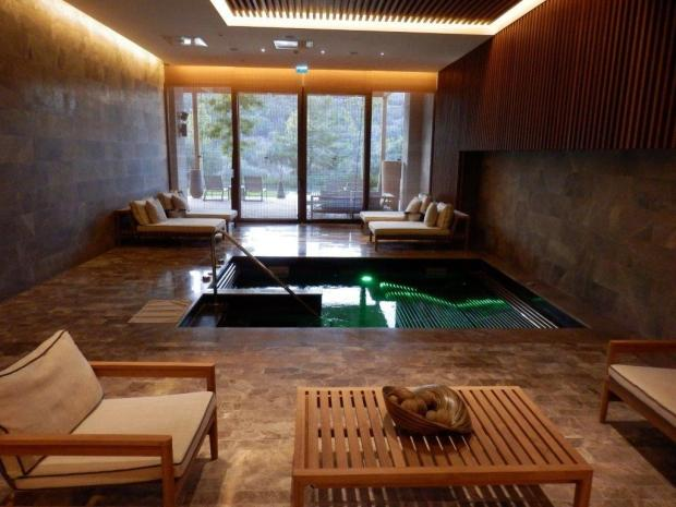 SPA - RELAXATION AREA