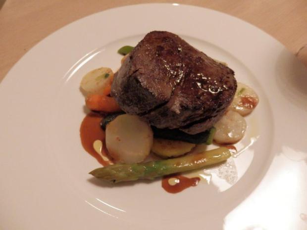 DINNER AT SAGRA ROOFTOP RESTAURANT