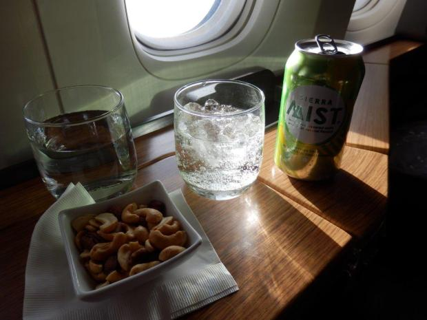 SOFT DRINK & NUTS