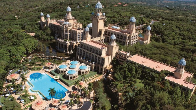 PALACE OF THE LOST CITY, SOUTH AFRICA