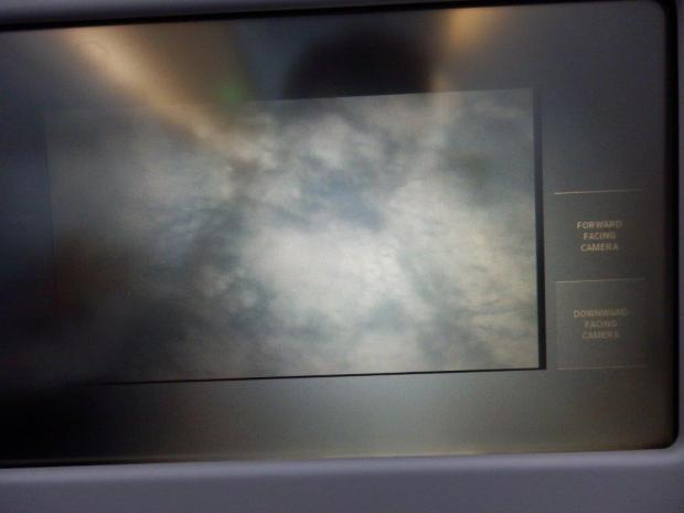 INFLIGHT ENTERTAINMENT SYSTEM: PLANE CAMERAS