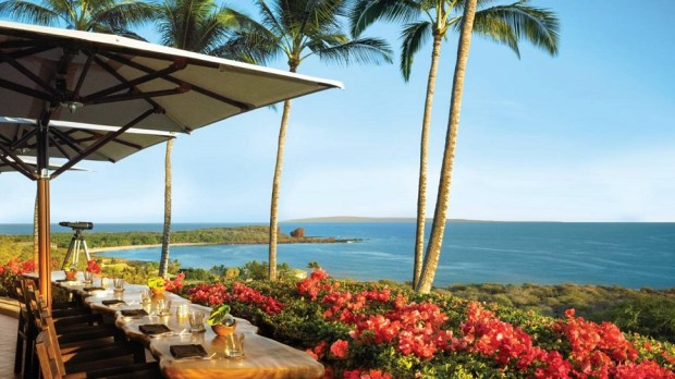 FOUR SEASONS RESORT LANAI AT MANELA BAY, HAWAII