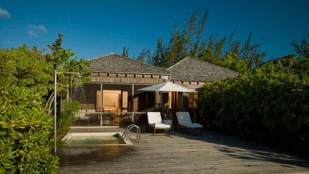 ONE BEDROOM BEACH HOUSE - EXTERIOR