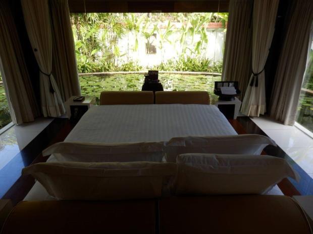 SPA SANCTUARY VILLA: BEDROOM