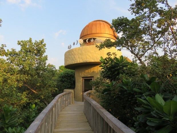 THE OBSERVATORY