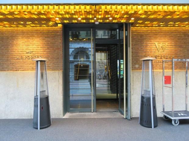 HOTEL EXTERIOR: EXCHANGE BUILDING