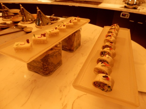 HORIZON CLUB: EVENING CANAPES