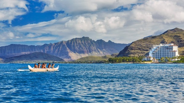 WIN A TRIP TO THE FOUR SEASONS RESORT O'AHU AT KO OLINA (HAWAII)
