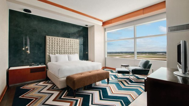 GRAND HYATT DALLAS FORT WORTH AIRPORT, USA