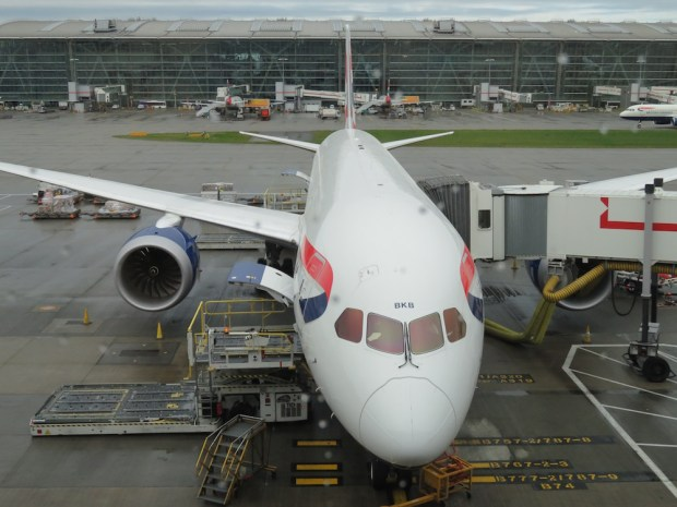BRITISH AIRWAYS B787-9 DREAMLINER