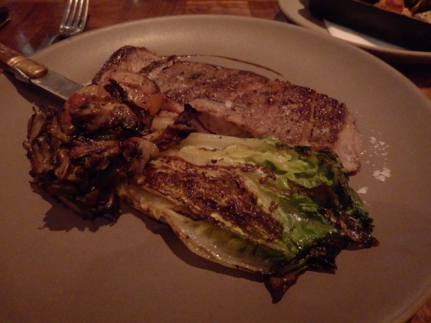 THE SHOP AT ANDAZ 5TH AVENUE: DINNER